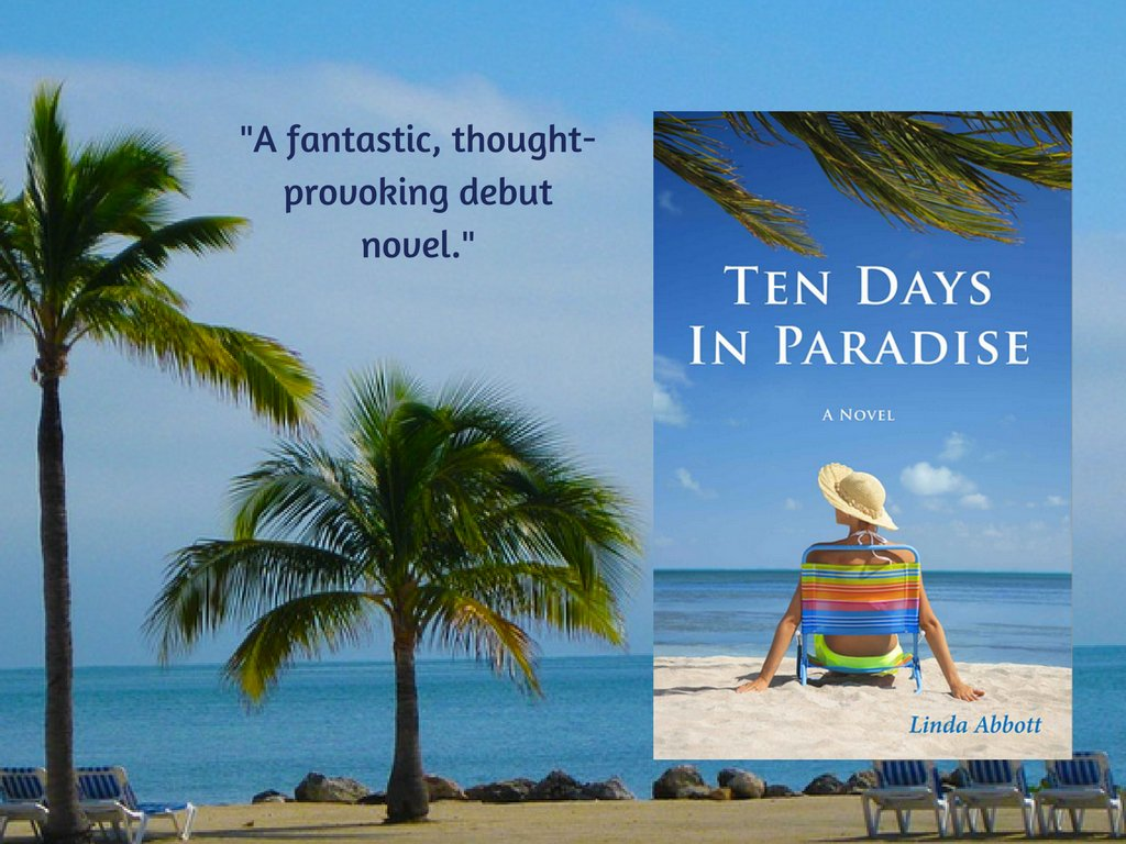 """""""Abbot's prose speaks of the truths of human experience - the poignancy of aging, nostalgia, betrayals. I had chills and tears aplenty."""" """"The interlocking plots are woven by a deft hand.""""#womensfiction #litfic #goodreads #KU #Bookclubs @LindaAbbott55 http://bit.ly/GetTenDays"""