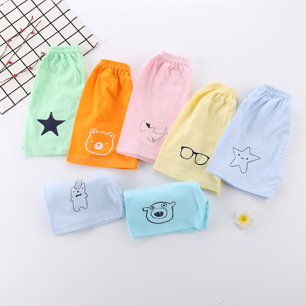 #sneakers #hair Boys' Bright Cotton Shorts