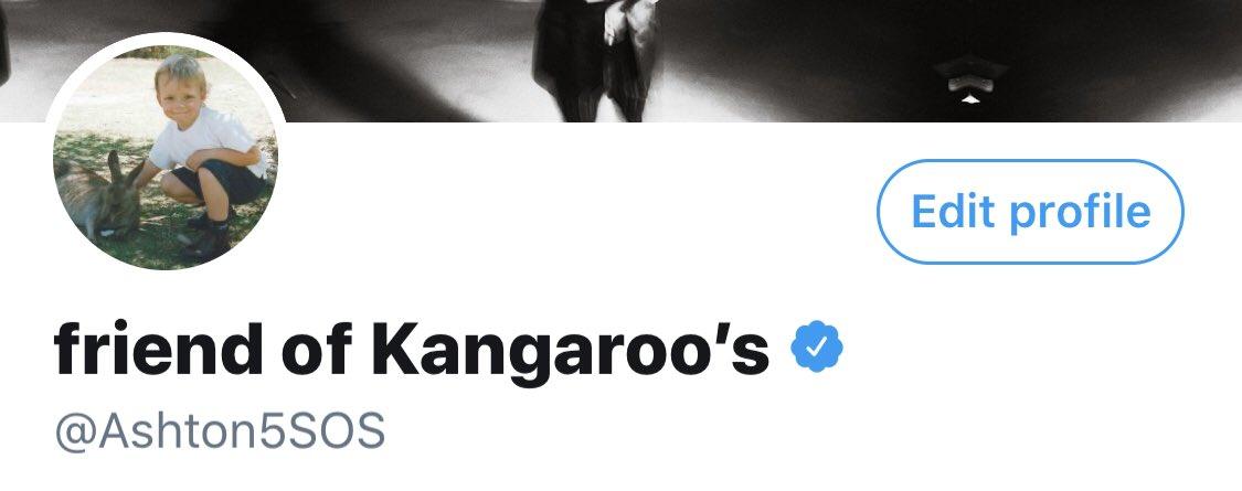 Friend of kangaroo's