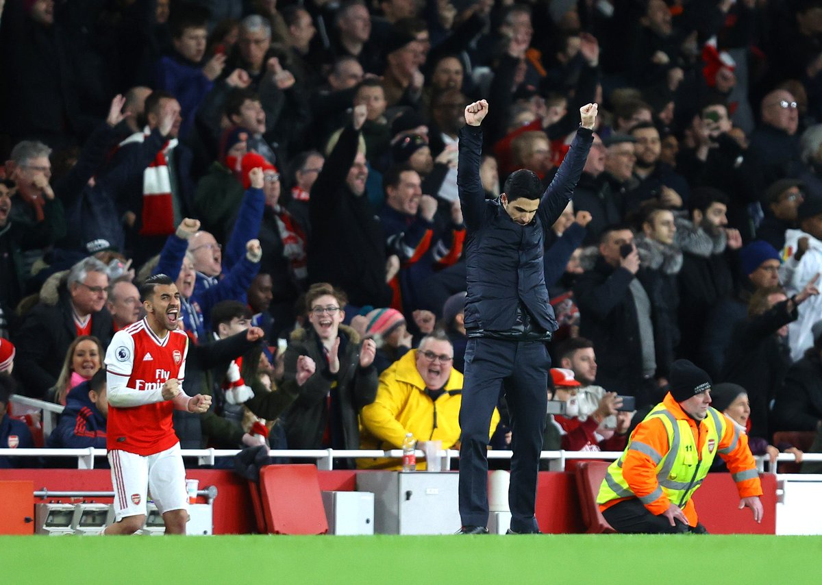 This guy's quietly doing a very good job, too. Restoring belief in the players, organising them better & instilling some proper resilience. Keep it going @m8arteta 👍#afc