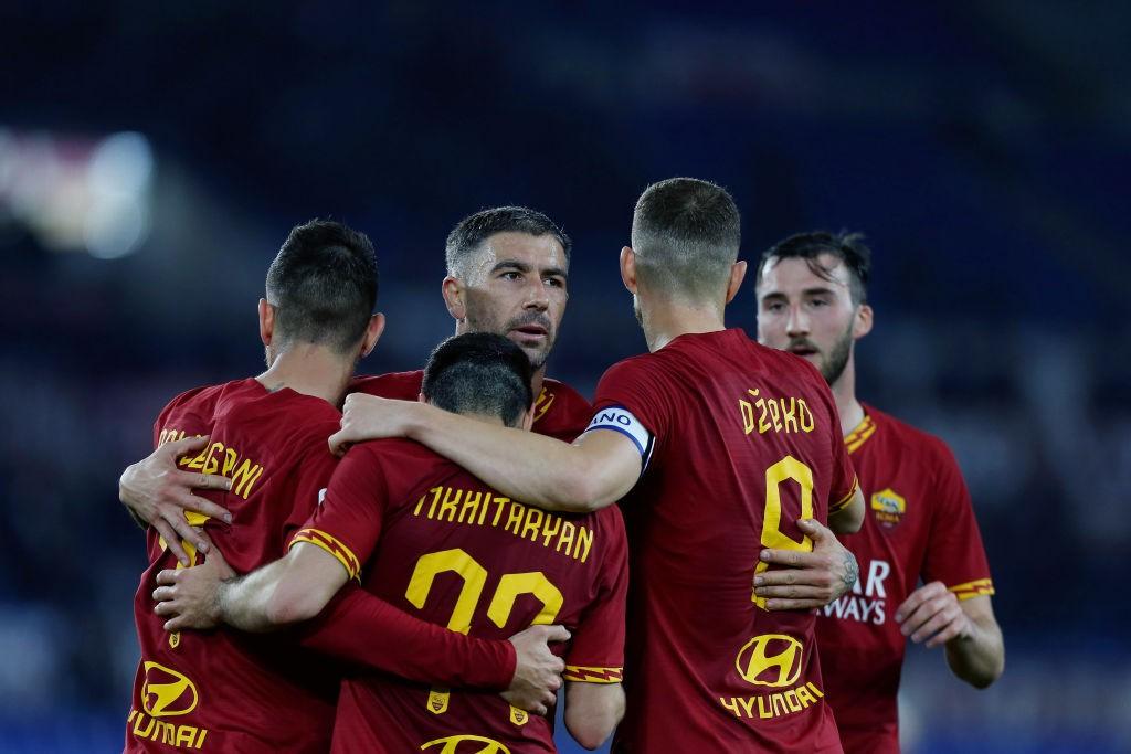 AS Roma vs Lecce Highlights, 24/02/2020