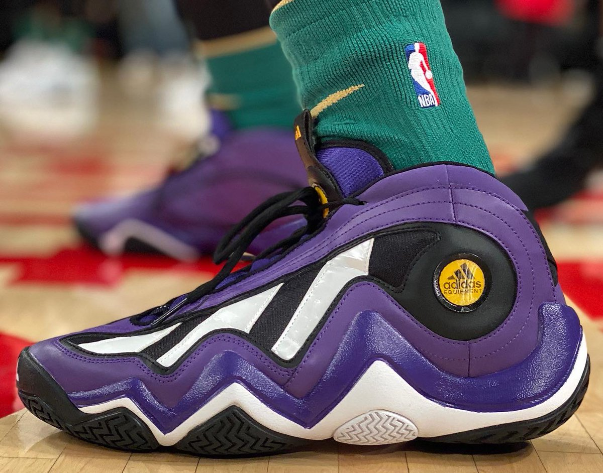 ☘️ @FCHWPO reps for Kobe in LA! #NBAKicks #NBAonABC
