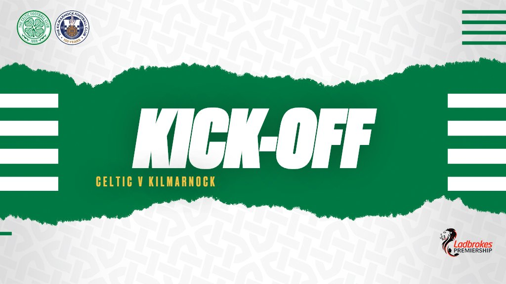 Come on the Hoops! 🟢⚪️ #CELKIL #SPFL