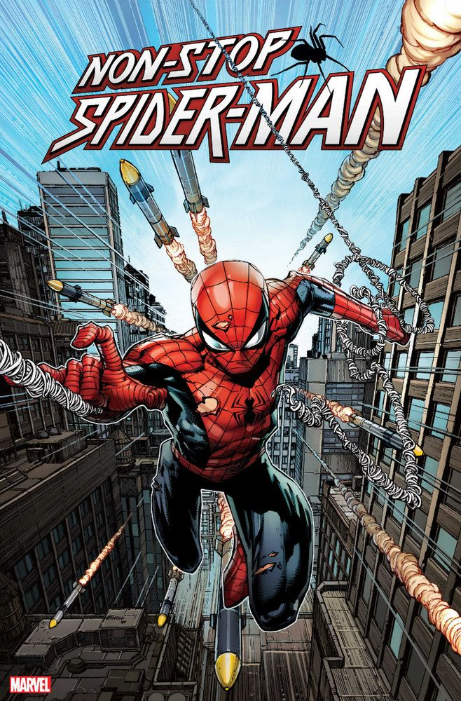 New SPIDER-MAN Ongoing by a Reunited JOE KELLY & CHRIS BACHALO Coming Later This Year https://buff.ly/37MvsbX
