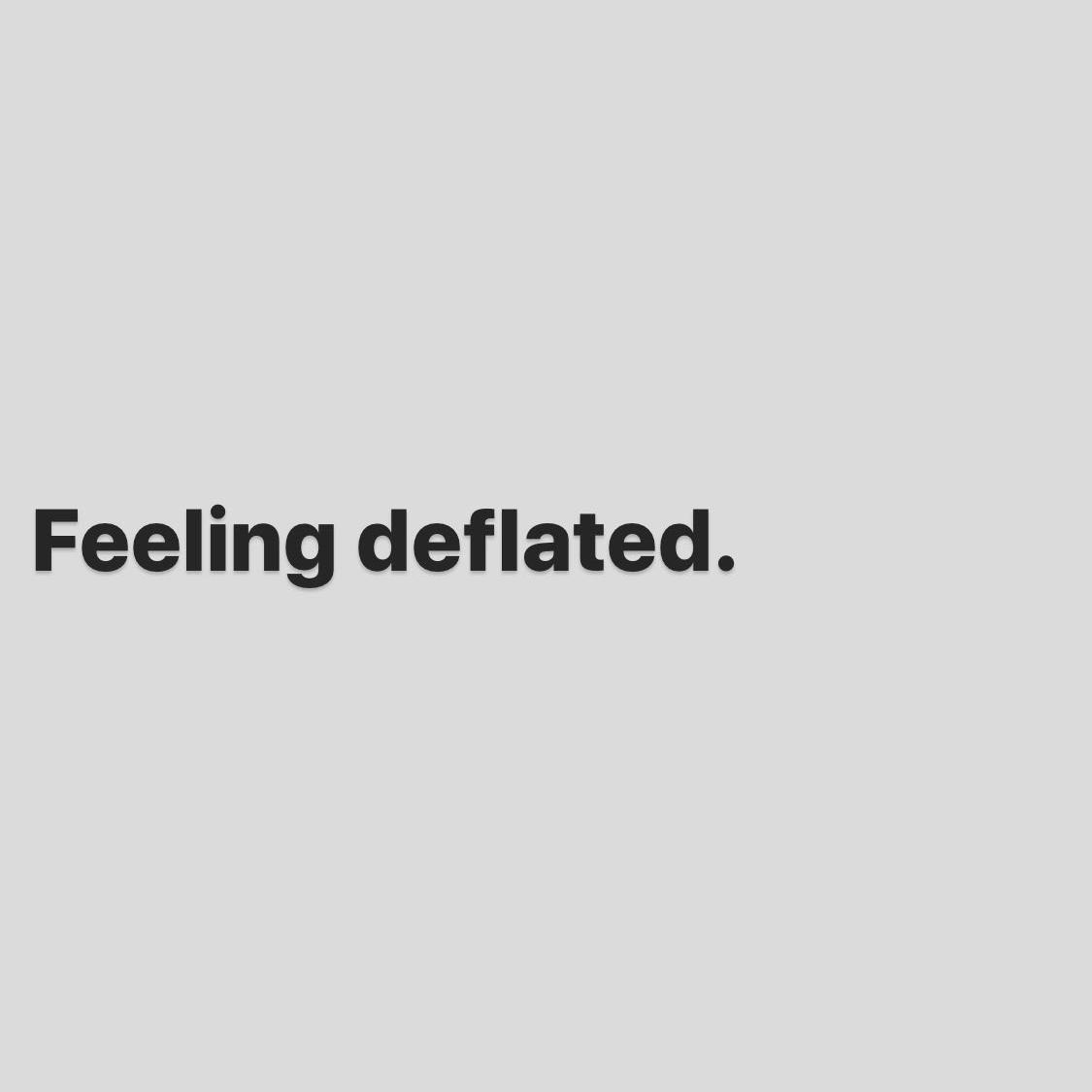 Mood. #ITFC