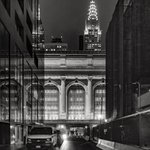 Image for the Tweet beginning: Looking back to Grand Central