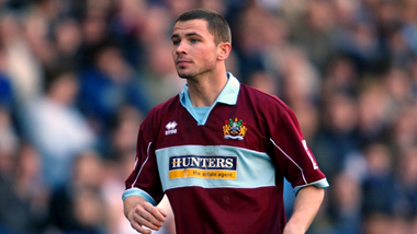 Phil Bardsley. 50th League appearance for Burnley - 22nd Feb 2020. Burnley v Bournemouth. 1st League appearance for Burnley - 18th March 2006. Stoke C v Burnley. Then and now!