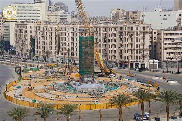 #ميدان_التحرير سيكون الأشهر في العالم بالمسلة والكباش.. وانتظروا عرض المومياواتhttp://bit.ly/2T73lyW