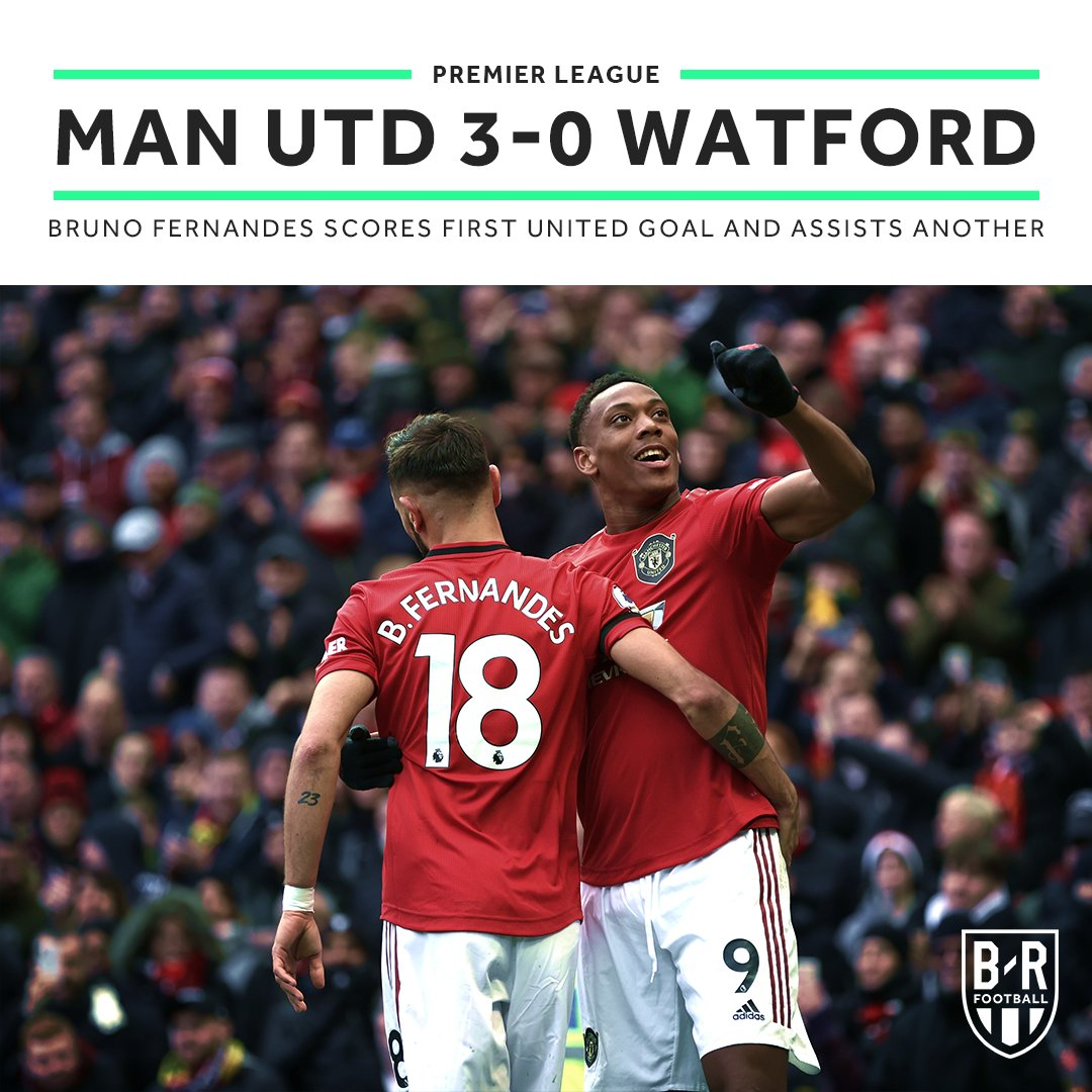 United are up to fifth in the Premier League ☝️ https://t.co/tQRKzCOQvl