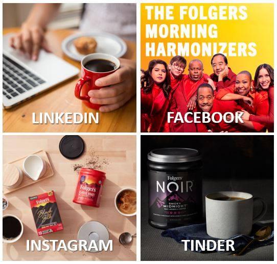 #DollyPartonChallenge #Folgers #Coffee #flavor #mornings #linkedin #facebook #instagram #tinder ☕️☕️☕️