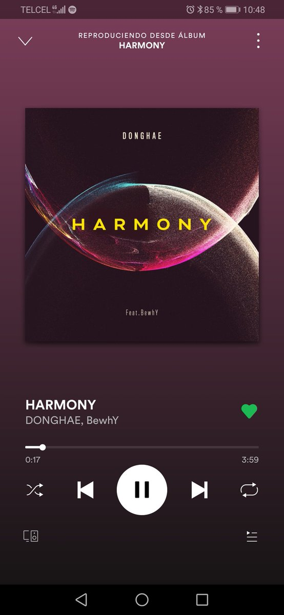 #harmony #동해 #donghae #영원히규와이 #비와이 #México #Spotify https://t.co/jEv3SNdcUh