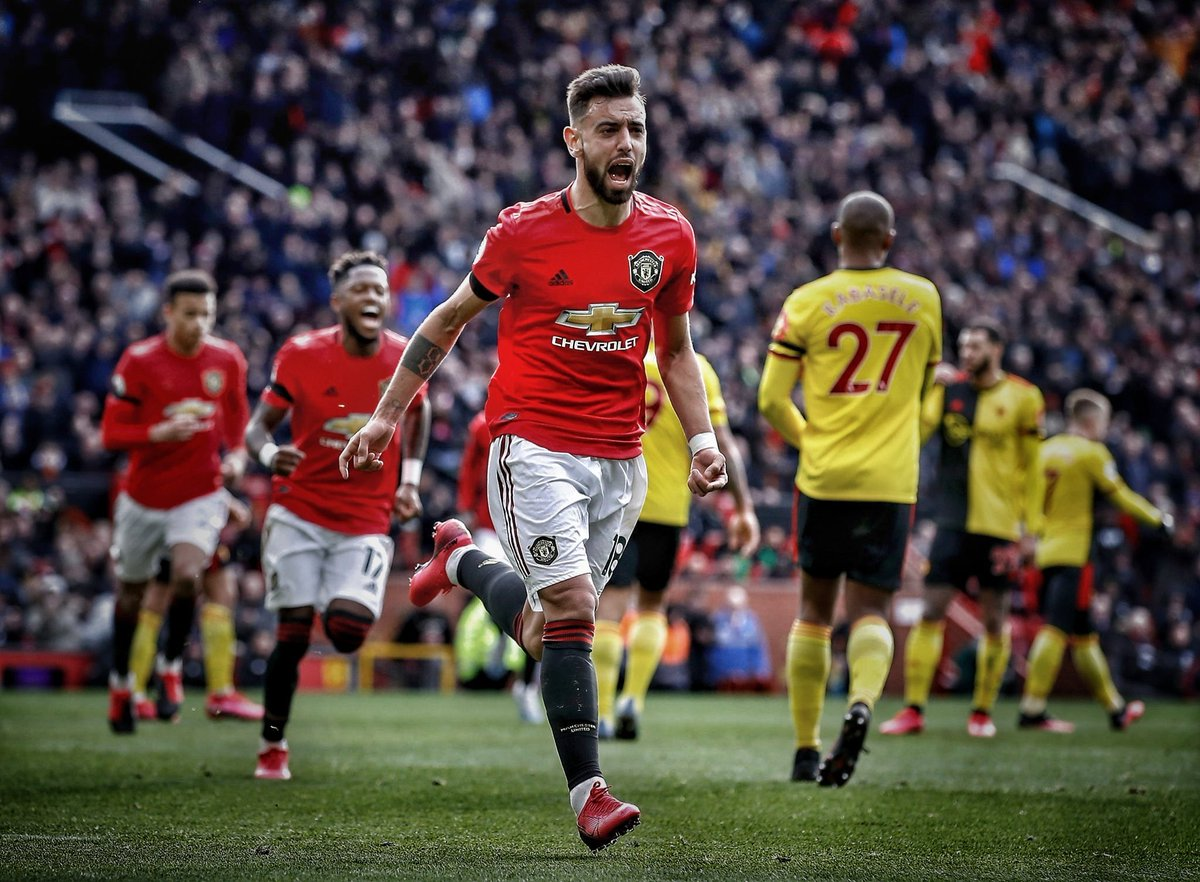 Manchester United vs Watford Highlights, 23/02/2020