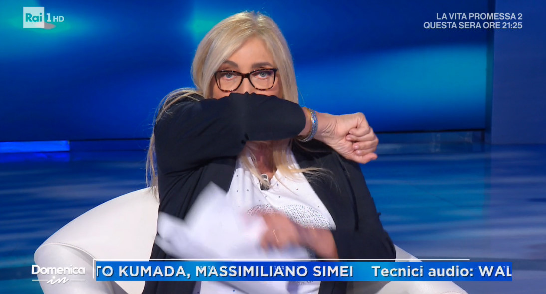 #DomenicaIn