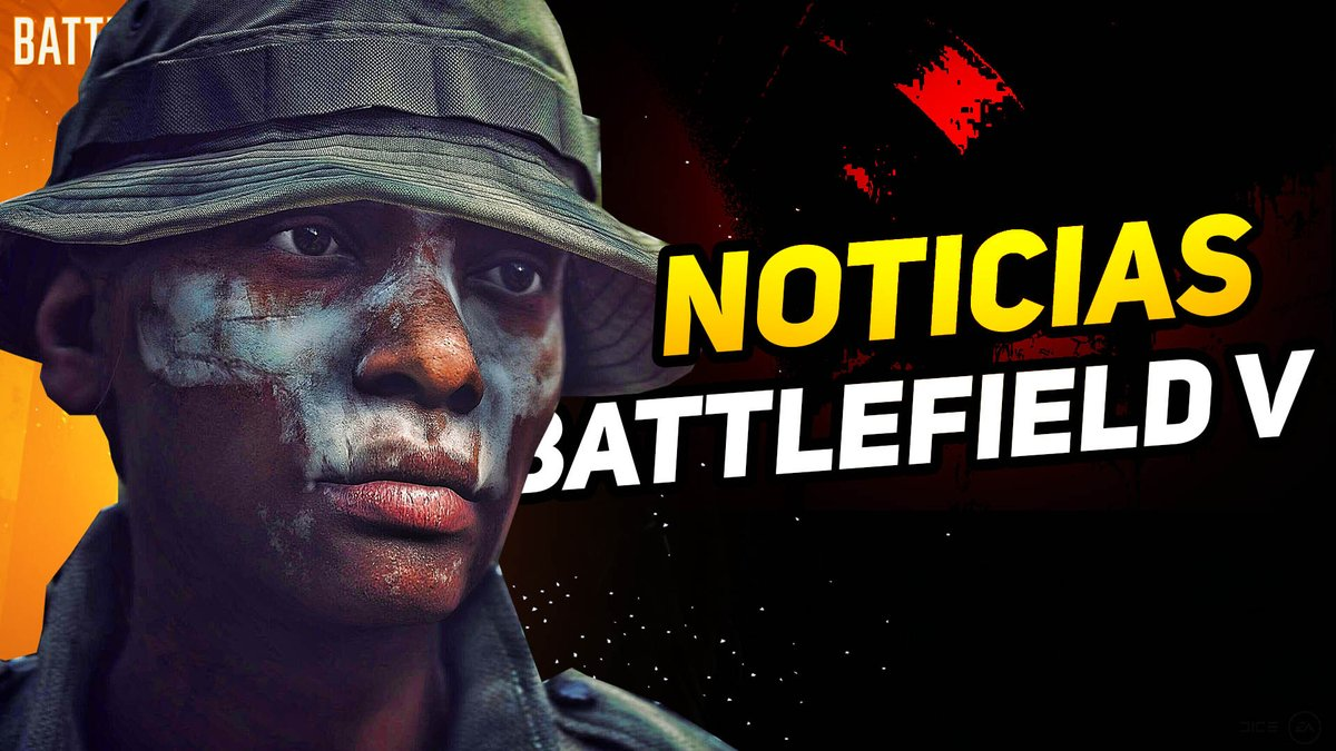 #NewVideo  #BattlefieldV  Espero que esta semana ya tengamos noticias del parche 6.2  https://youtu.be/pEGADXKrfY4 pic.twitter.com/jQmsAqT6Kq
