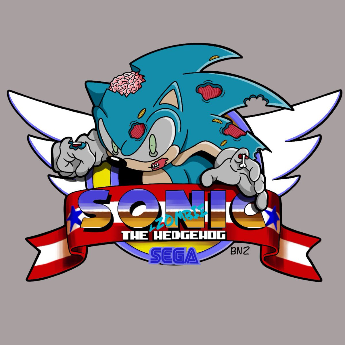 off to see sonic movie tomozI am very excited. Who else is off to see it? #sonicthehedgehog #sonicmovie #sonic #hedgehog #sonicthehedgehogmovie #sonic2020 #sonicmovie2020 #soniczombie #zombie #zombies #sega #sonicvideogame #sonicthezombie #mashup #cartoonmashup #sonicmashup