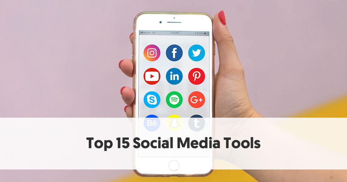Want to be successful in #socialmediamarketing?   Use these top #socialmediatools to help you manage your social media accounts and #campaigns effectively via @influencermh  https://buff.ly/2Y8WxBmpic.twitter.com/vkyuvXGchL