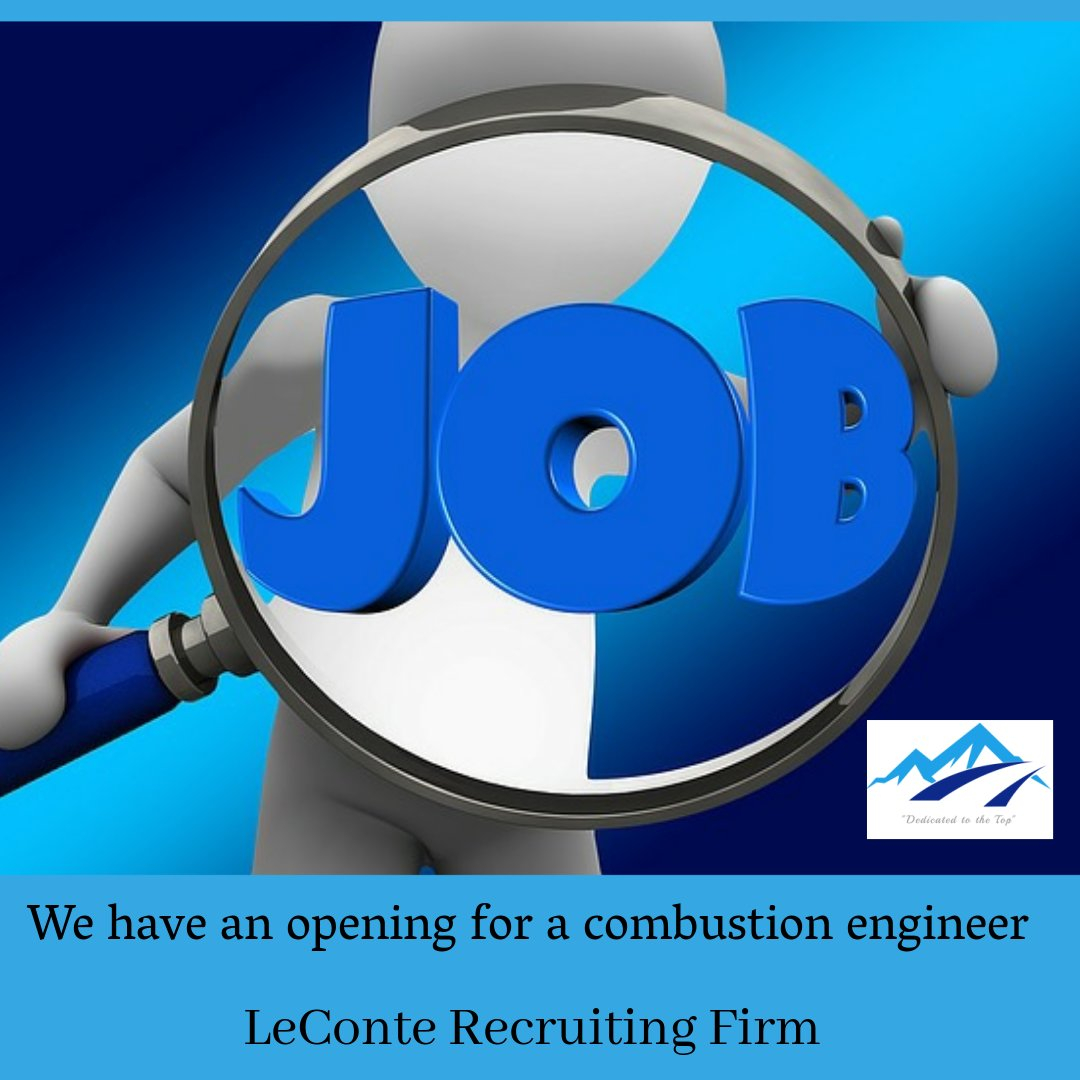 Combustion Engineer needed #leconterecruiting #engineeringjobs #engineeringcareers #womenintech #femaleengineers #engineering #womeninstem #womeninengineering #womenengineers #worldofengineering #engineeringpost #womeninscience #techypic.twitter.com/rMl5a0ffAu