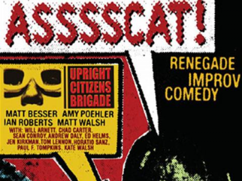Tonight at UCB Hell's Kitchen: 7:30 – @ASSSSCATNYC 9:30 – @ASSSSCATNYC Tickets and Info: ow.ly/MHku50xbgih
