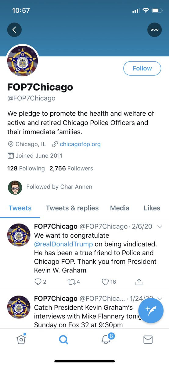 """#Resisters we need your input, there is a """"Dem"""" in IL 3rd District @DanLipinski that votes like a Republican and is backed by the racist @ChicagoFOP7. Should @NDLB2020 get involved and campaign to replace Lipinski with @Marie4Congress or @Rush4Congress #NDLB2020 #Resistance"""