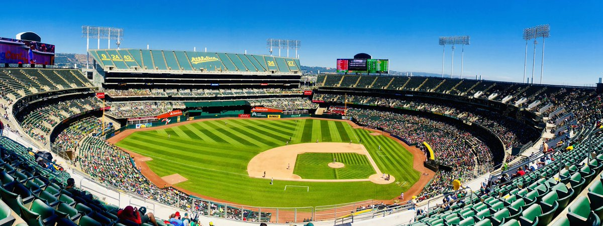 Can't wait to make the trips back! #RootedInOakland <br>http://pic.twitter.com/XtYjcOhi3w