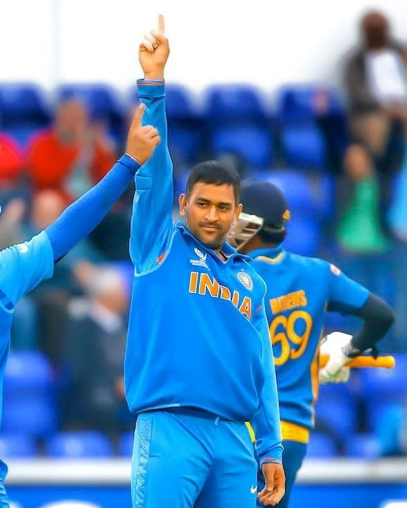 MS Dhoni is the only captain to lead an National team in more than 50 matched in all three formats.   <br>http://pic.twitter.com/oj92pX40iV