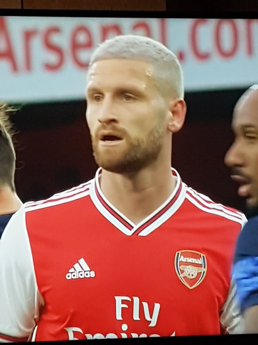 Mustafi can dye his hair any colour he likes, but he's still useless.