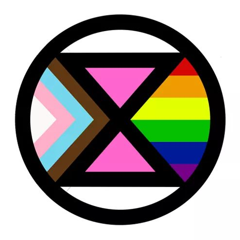 #LGBTHISTORYMONTH #alloppressionisconnected @ExtinctionR