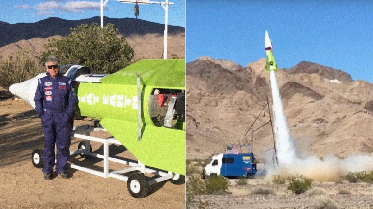 Motherboard Flat Earther Daredevil Dies in DIY Rocket Crash: 'Mad Mike' Hughes has died aboard his crowdfunded, steam-powered rocket.  #DIY #rockets #flatearth Via @motherboard
