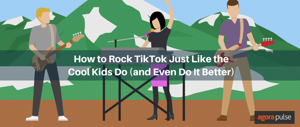 TikTok isn't just for teens anymore. Now, it's a huge place of opportunity for social media marketers and managers. (You in?)    https://buff.ly/2R59Gv1 via @charli_says @agorapulse   #socialmediamarketing #socialmediapic.twitter.com/suKbhArdJm