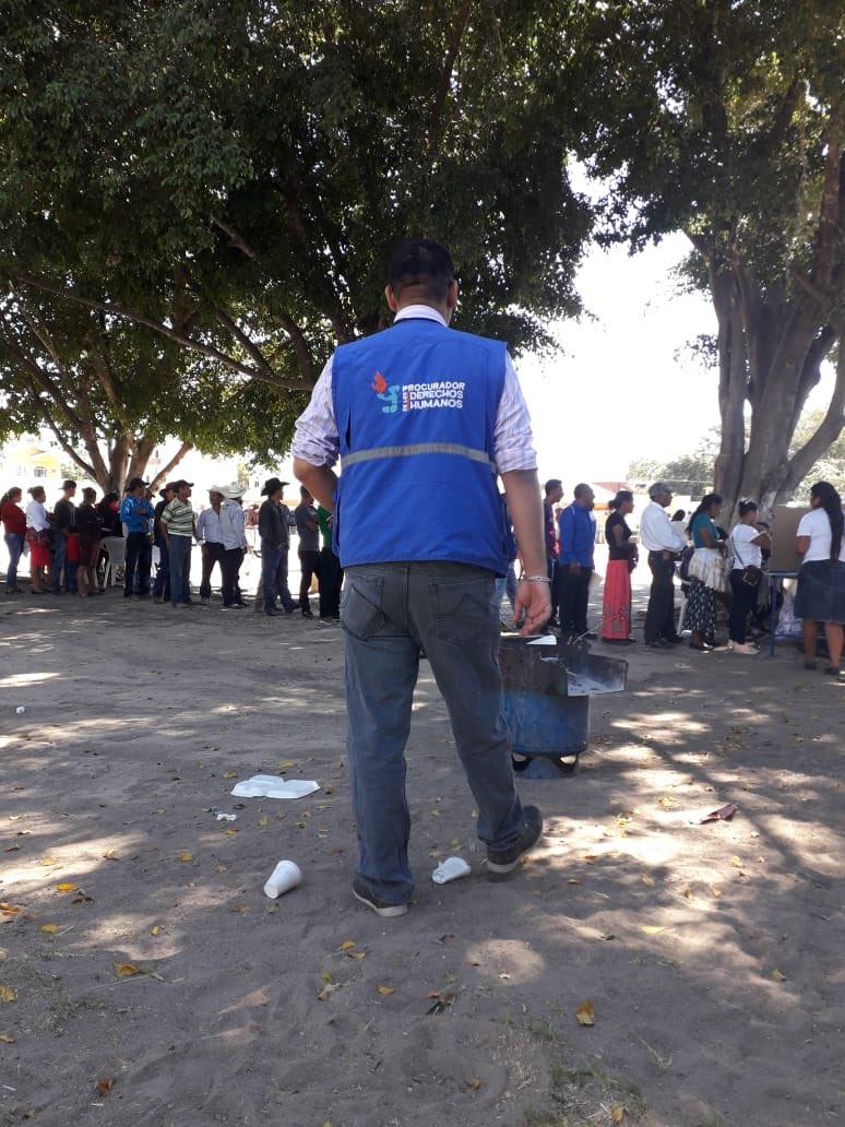 test Twitter Media - Delegados de @PDHgt de la Auxiliatura Departamental de Jutiapa, observan respeto a los Derechos Humanos en elección de Junta Directiva de Comunidad Indígena Xinca en dos centros de votación. https://t.co/If7Cm4wFef