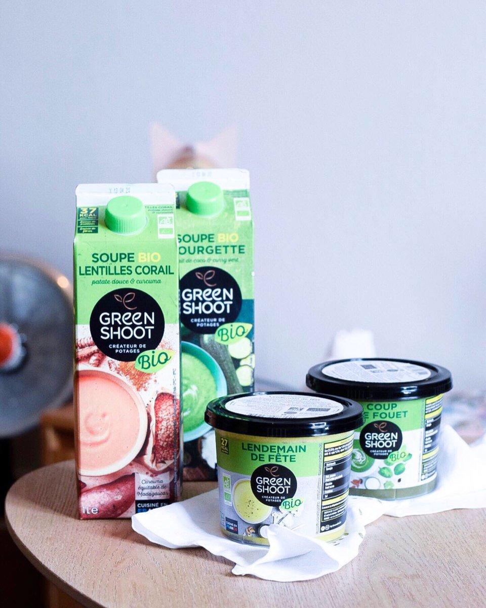 #CONCOURS sur mon compte Insta @JuicesAndCakes pour gagner ce lot de soupes BIO Green Shoot 🥦 https://t.co/dqjGAasixj