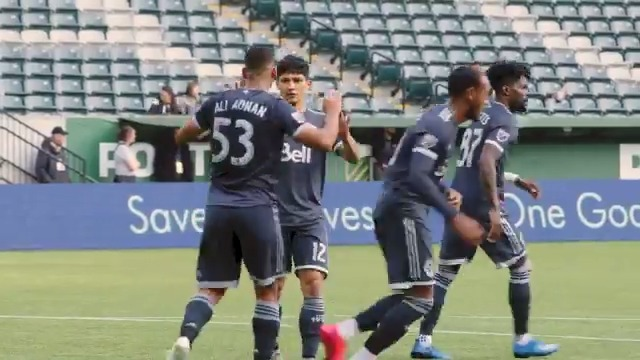 'They really know my name, and I love when I score goals here.' - @_fredymontero   #VWFC