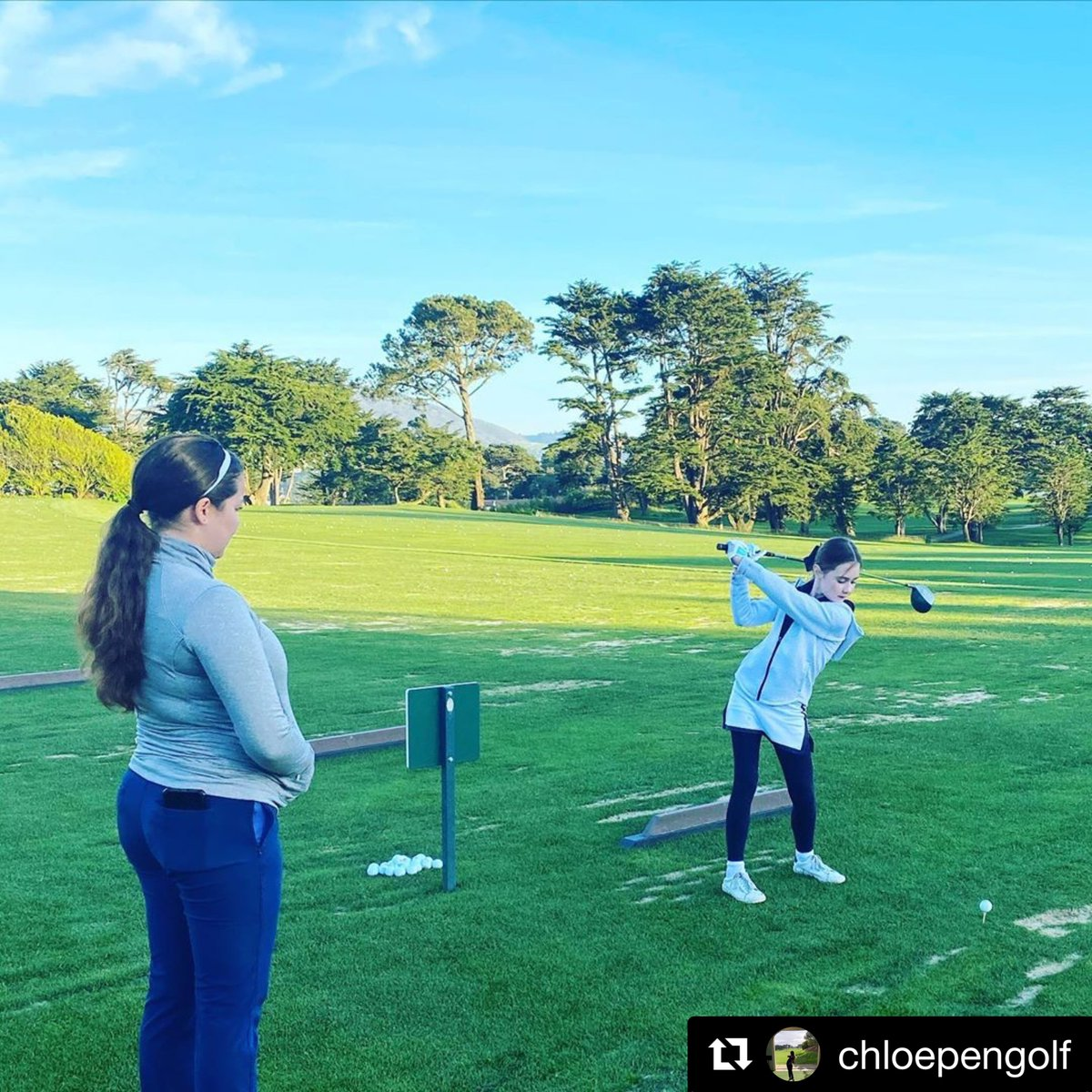 Grip it and rip it! Get back in golf shape and book a lesson with one of our golf professionals today via the OC website (link in bio) #OCgolf #OlympicClub … #Repost @chloepengolf Getting coached by the best #golfcoach #womenempowerment #olympicclub #girlsofgolfpic.twitter.com/aBgYDwQStx
