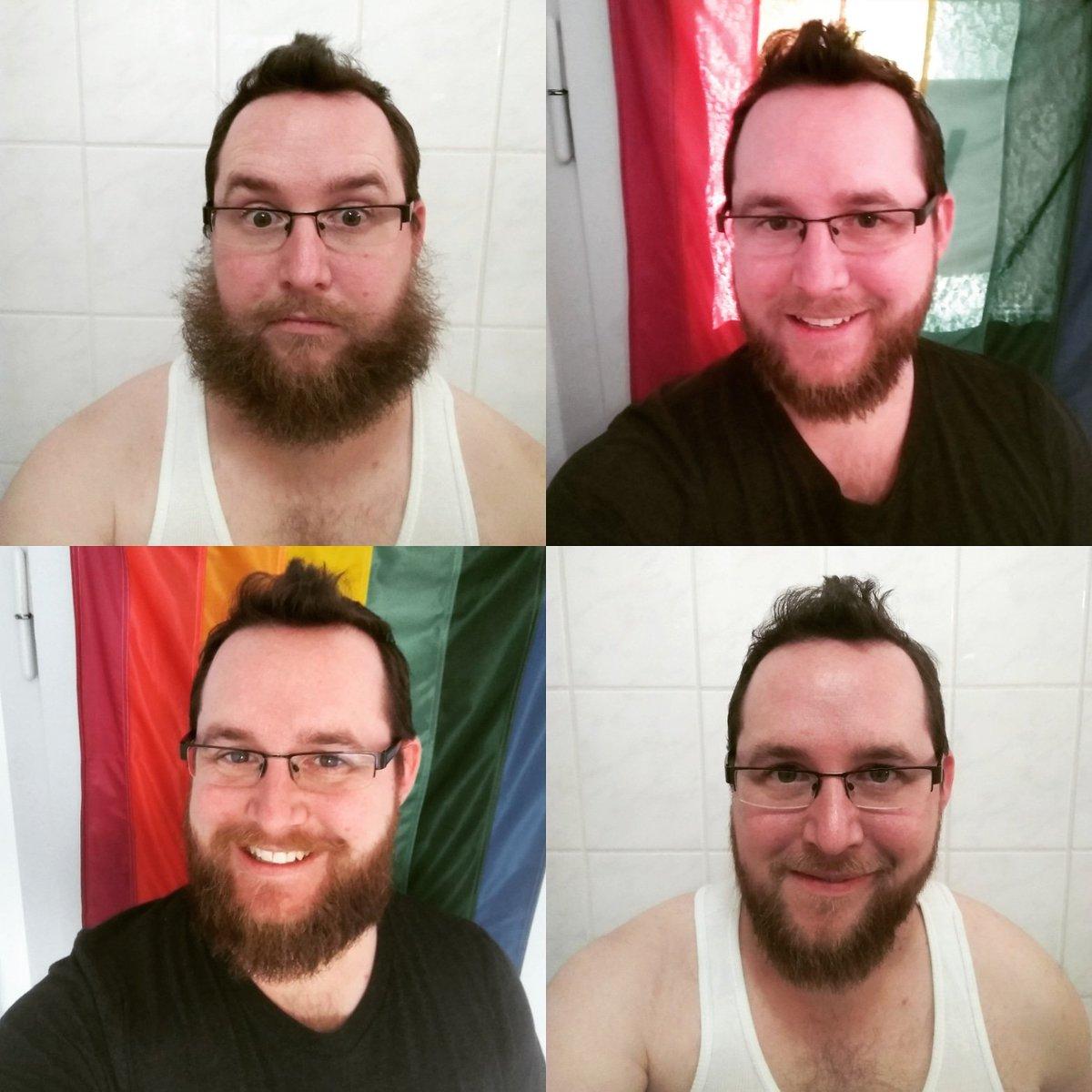 #vorher #nachher #barber #babier #Empfehlung #bart #winter #talvi #februar #beard #instabeard #beardgang #beardpower #gingerbeard #kaiserslautern #kakenloken #rocketmanbarbershop #htrend #gay #chesthair #hairychest #spiceboy #shirt #fleetwoodmac #rainbow #wild #tamed #barberedpic.twitter.com/yN8g9zVtq4