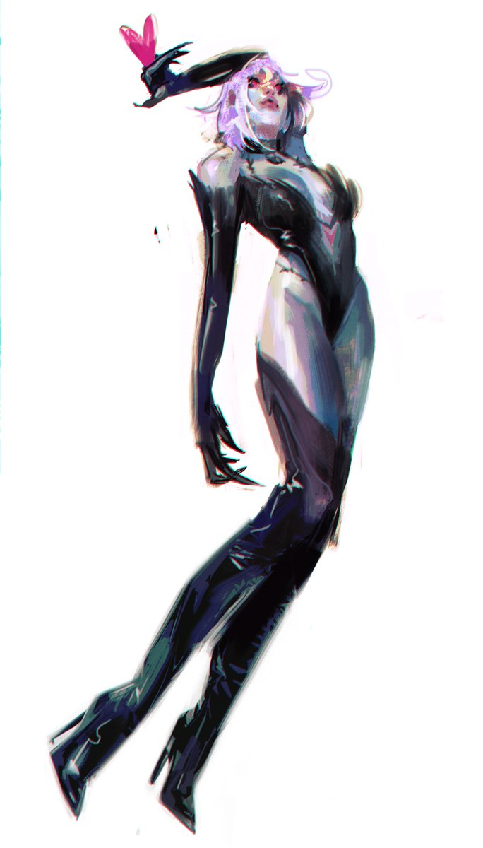❤️💜❤️ @SOZOMAIKA s character #DRAWTHISINYOURSTYLE