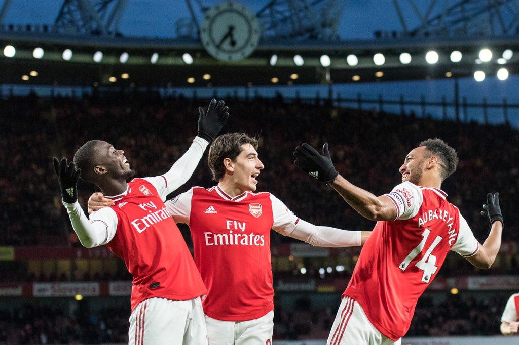 Xem lại Arsenal vs Everton Highlights, 23/02/2020