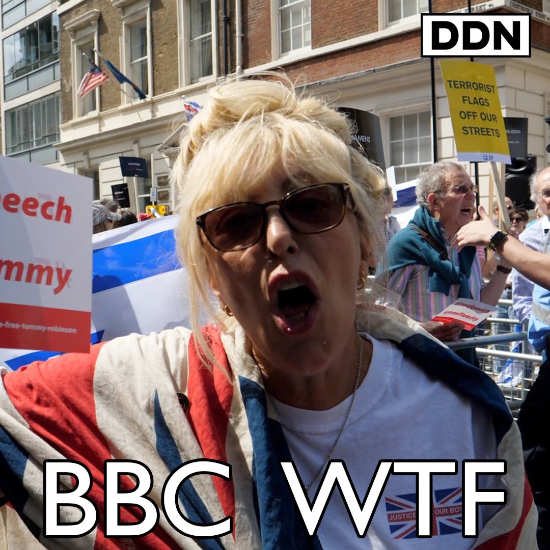 That @bbcquestiontime National Front, and Brexit supporting racist in full bigotry mode. #BoycottBBCQT @lbc #r4today #politicslive #newsnight #c4news