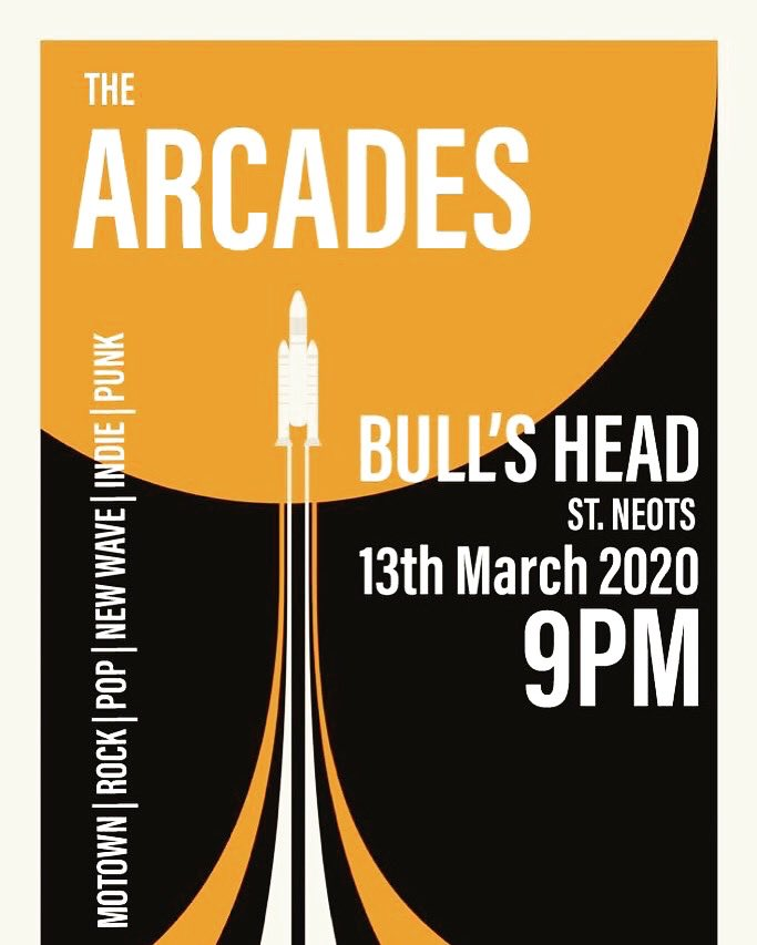 Debut at the Bulls Head, Support you local band #livemusic #band #covers #stneots #fridaynight