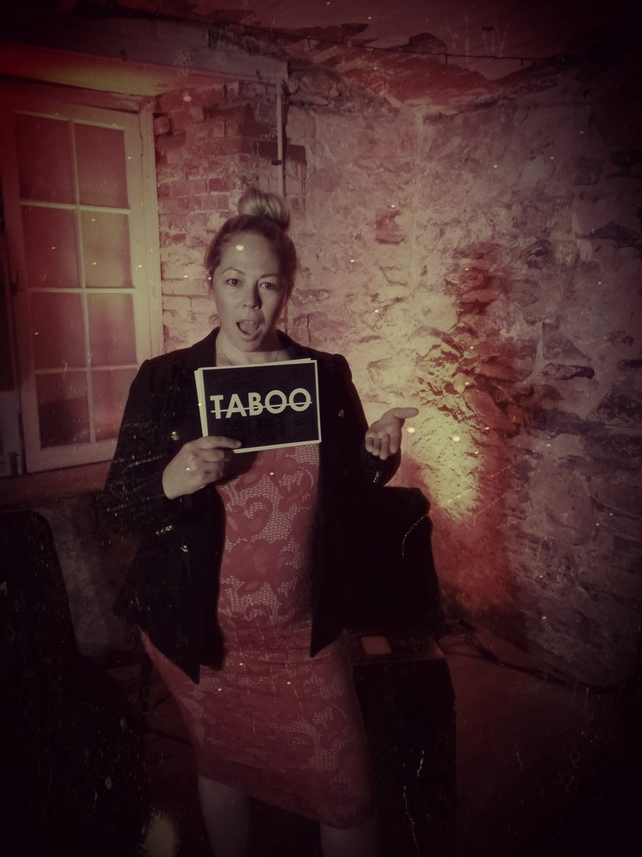 #AnnaThomas presents TABOO at the #treasury1860. 6pm only until 4th of March at #adelaideFringe! https://t.co/GbKrs6SCQQ https://t.co/54hjgUlBZ0