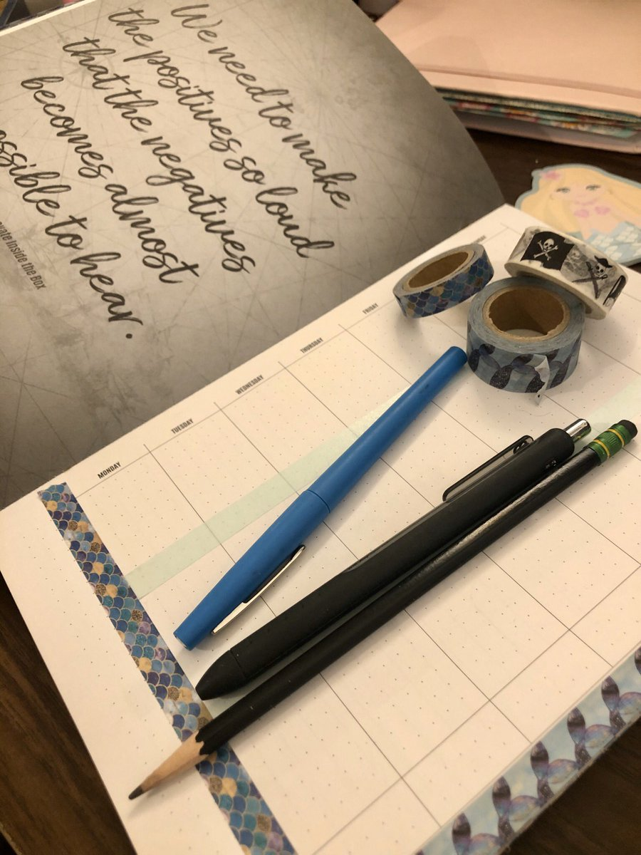 Oh hey Sunday.... just over here getting my week set up for success in my #journalLAP  #tlap #leadlap #learnlap #balancelap