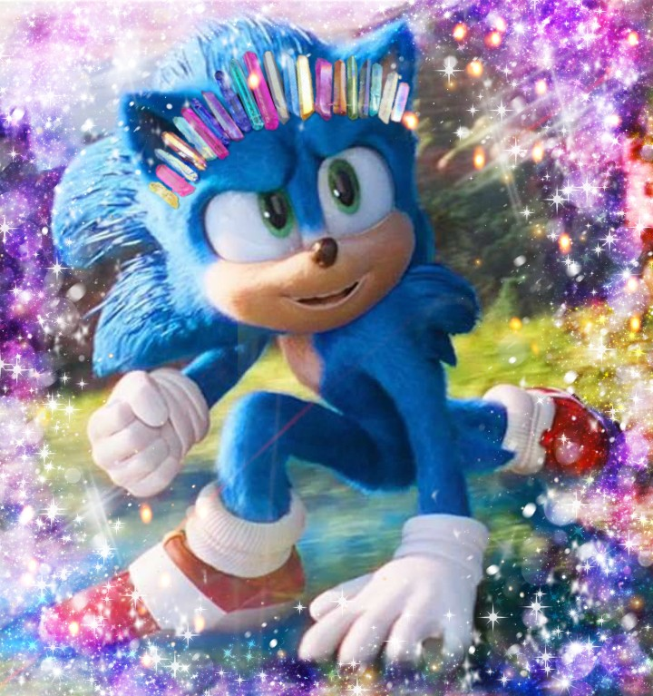 What is wrong with me? #SonicTheHedgehog #SonicMovie #sonicthehedgehogmovie #SonicTheMovie #sonicmoviespoilers