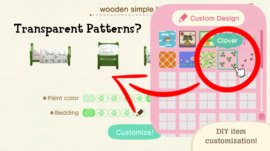 Animal Crossing Community On Twitter Are Transparent Patterns
