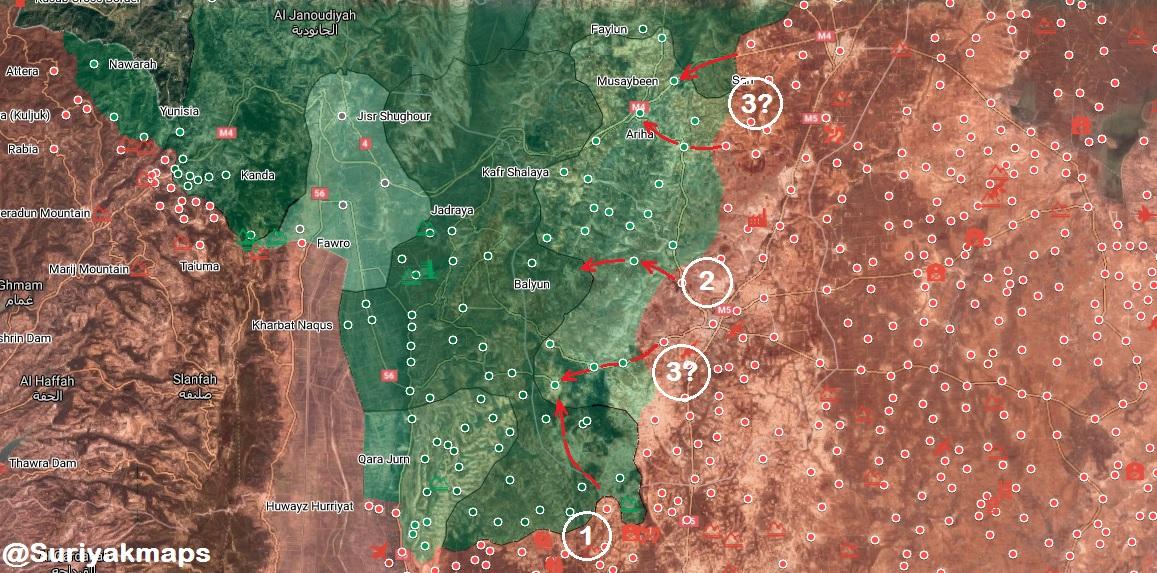 Syrian War: News #21 - Page 2 ERfDH84WoAEu7yK?format=jpg&name=medium