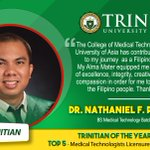 Image for the Tweet beginning: Congratulations !! TRINITY UNIVERSITY OF ASIA