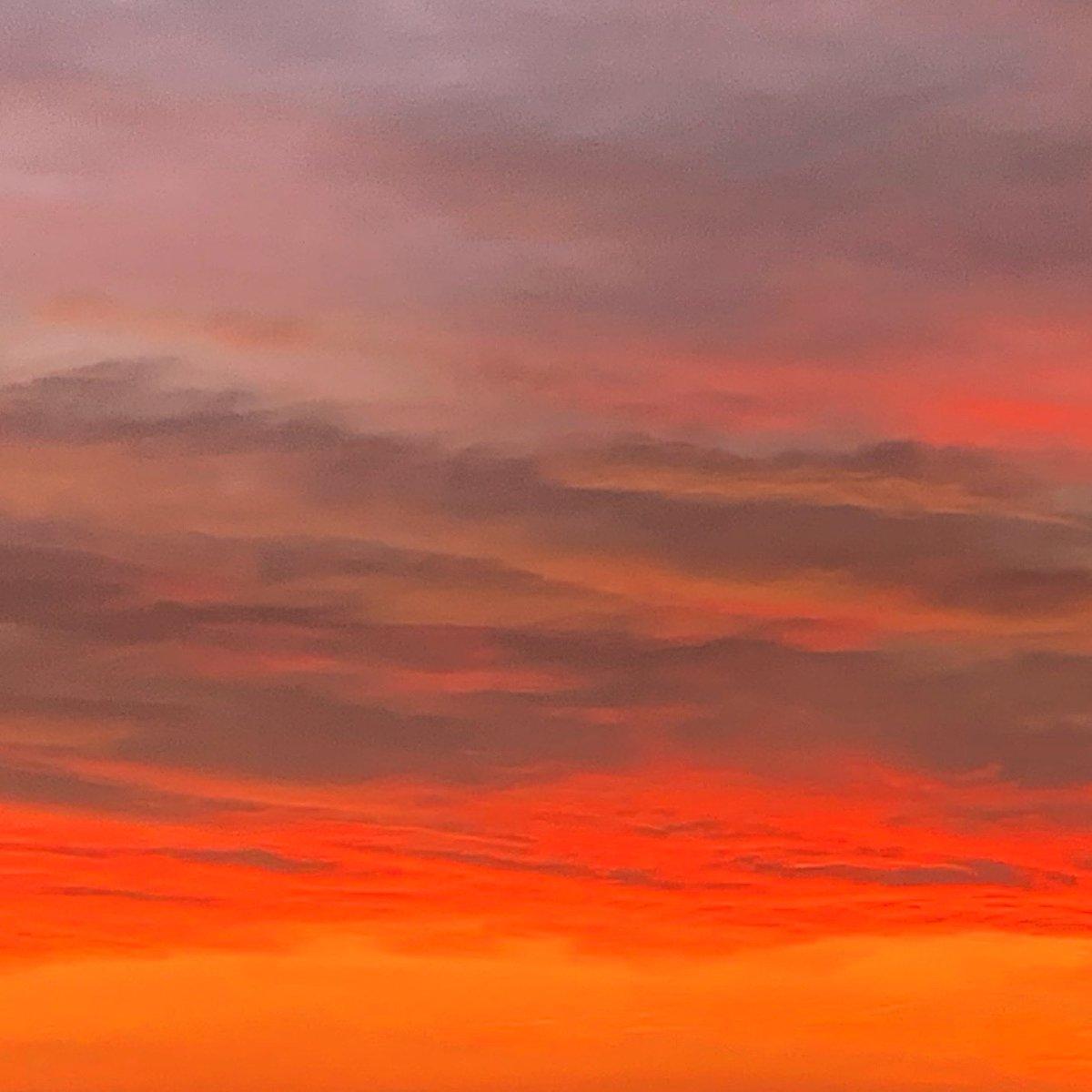 #sunset in #Milan