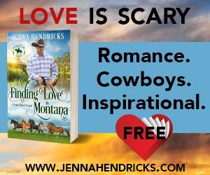 #rt Get your #freebook today! Finding Love in Montana is the prequel to Second Chance Ranch. #christian #cowboy #romance that's full of heart and #horses  Clean romance you can trust from Jenna Hendricks #ebooks #WritingCommunity #readerscommunity  https://buff.ly/3bBu0ME