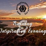 GOOD NEWS. close to 100 💯 now signed up for this Weds training & Inspiration night with ladies record holder Lucy Colquhoun + last years winner Rowan Boswood plus  Kirsten Cowling plus more . Still a few places left. Details + sign up  https://t.co/7u7EnzIV34
