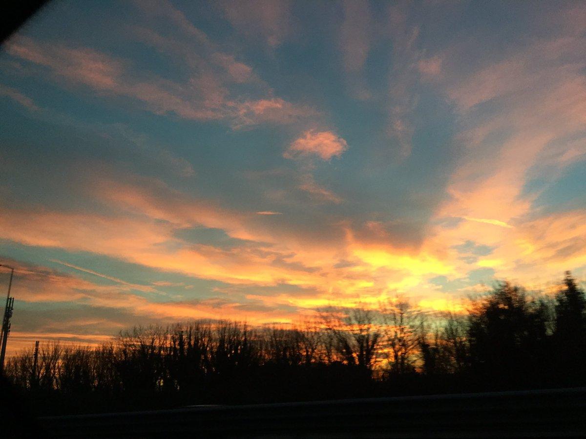 #23febbraio2020 #sunset