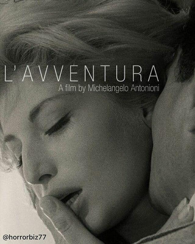 credit: @horrorbiz77... Michelangelo Antonioni - L'Avventura ( 1960 )  #michelangeloantonioni#monicavitti#gabrieleferzetti#leamassari#dominiqueblanchar#aldoscavarda#italianmovie#italiancinema#lavventura#cinema#worldcinema#instacinema#instamovies#moviecom… https://ift.tt/2T9Q3BOpic.twitter.com/5C6AxoD3Fm