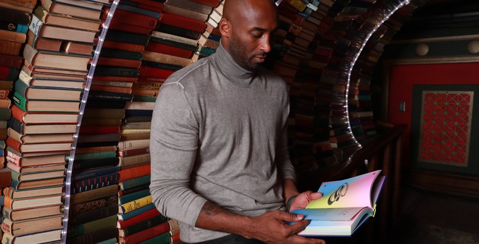 Didn't score a ticket to the #KobeBryant memorial service tomorrow? Check out one of these titles to read in his honor. https://buff.ly/2OhNj3F  #KobeTribute #Reading #booklist #kobememorial #books #staplescenter #KobeRIP